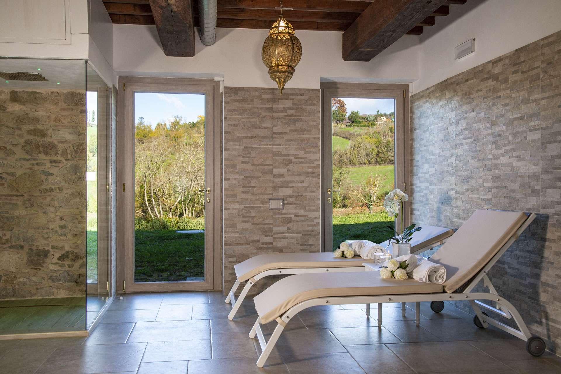 sala relax del Centro benessere & Spa vicino a Firenze Le Colline del Paradiso